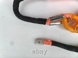 13mm Dyneema SK75 synthetic winch rope 14800KG break strain off road Winch-it
