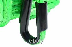 1/2inch Synthetic Winch Cable UHMWPE Winch Rope Extension UHMWPE Rope Towing