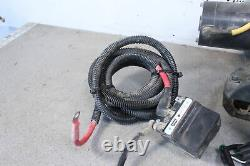 2013 CAN-AM MAVERICK 1000R 4X4 XRS Winch Assembly Warn 4000# Synthetic Rope