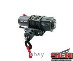 4500lbs UTV/ATV Winch (With Wireless Remote & Synthetic Rope)