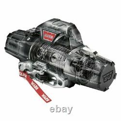 89306 Warn Zeon 10-S 10,000 lbs Self-Recovery Electric Winch with Synthetic Rope