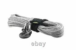 94 Foot 10000 Pound XRC Synthetic Winch Rope Smittybilt for Jeep Truck 4x4 97710
