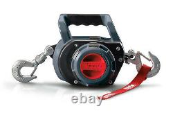 Drill Winch 750lbs Synthetic Rope