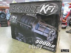 KFI AS-50 Assault Series 5,000 lb Winch Synthetic Rope 5,000lb KFI Winch L@@K