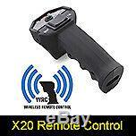 Smittybilt X2O-12K Waterproof Wireless Winch Gen2 with Synthetic Rope Jeep Truck