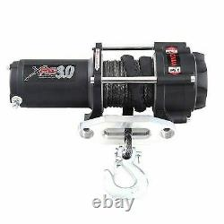 Smittybilt XRC3 Comp 3000lb Winch with Synthetic Rope 98203