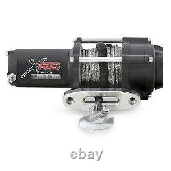 Smittybilt XRC4 Comp 4000lb Winch with Synthetic Rope 98204