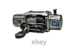 Superwinch 1712201 Universal SX12SR 12V Synthetic Rope Winch