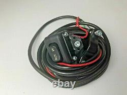 Superwinch Terra 45 Sr (12v) Electric Winch Synthetic Rope