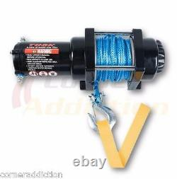 Tusk 3500 lb Winch with 50' Synthetic Rope 2018-2019 YAMAHA Wolverine X4