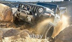 WARN 103253 VR EVO Series Winch 10,000lb with Synthetic Rope 103253 Jeep 4x4