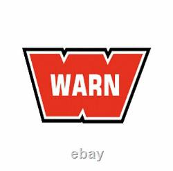 Warn 10,000 lbs 3/8 x 100' Spydura Synthetic Winch Rope withSwivel Hook 87915