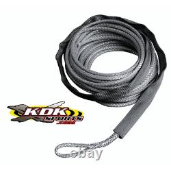 Warn 50' Synthetic Winch Rope 3500lb 715004254
