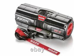 Warn AXON 35-S Powersports Winch 101130, Synthetic Rope