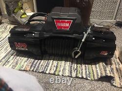 Warn Evo 8s Synthetic Rope Winch 4x4
