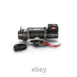 Warn For M12-S 12,000 lb. Winch with 3/8 x 100 ft. Spydura Synthetic Rope-97720