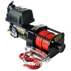 Warrior Ninja 2000 Synthetic Rope Electric Winch Model 20SPA12
