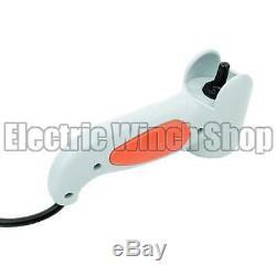 Warrior Ninja 2500lb 12v Electric Winch, Synthetic Rope, ATV, Utility, Boat, New