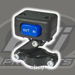 Winch Kit 3500 lb For Polaris RZR XP 1000 2014-2021 (Synthetic Rope)