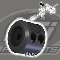 Winch Kit 4500 lb Wide For Polaris RZR XP 1000 2014-2021 (Synthetic Rope)