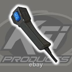 Winch Kit 5000 lb Wide For Kawasaki Teryx KRX 1000 2020 (Synthetic Rope)