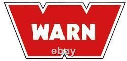 ZEON 12-S 12000 WARN Electric Winch Hawse Fairlead 80' 3/8 synthetic rope 95950