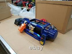 13500lb Camion De Récupération Transporteur De Voiture Winch Synthétique Corde £325.00 Inc Cuve