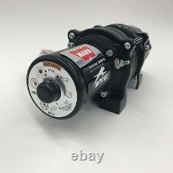 Arctic Cat Warn 3000-lb Provantage Winch Kit Avec Corde Synthétique 2436-136