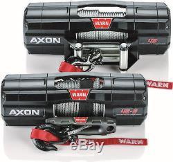 Avertir Axon 4500 Fils Corde Synthétique Winch 101140