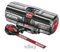 Avertir Axon 5500-s Treuil Avec Corde Synthétique 101150