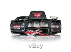 Avertir Vr Evo 12 S Duty Standard Winch Corde Synthétique Aluminium Chaumard 12000 Lb