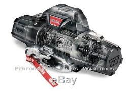 Avertir Zeon 12 S Ultimate Performance Winch Platine Synthétique Corde, 12000 Lb 12k