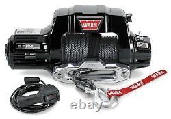 Avertissez 97600 9.5cti Série 12 Volts Treuil Synthétique Avec 9500 Capacité 100' Corde