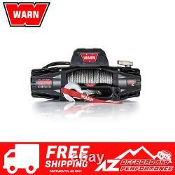 Avertissez Vr Evo 10-s Jeep Truck & Suv Waterproof 10,000 Lb Winch Avec Corde Synthétique