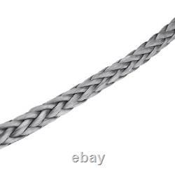 Câble De Ligne De Corde En Nylon Synthétique De 10mm 20500 Lbs Pour Vus Atv Heavy Duty