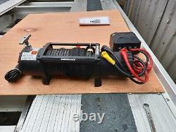Camion De Récupération 12v Récupération Électrique Water Proof Treuils 13500lb Corde Synthétique