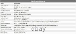Kit De Treuil 5000 Lb Pour Polaris Rzr Xp 1000 2014-2021 (rope Synthétique)