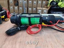 Revêtement Truck Winch Electric Winch Hi-viz Synthétique Rope. 329,00 £ Ttc
