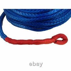 Rope De Treuil Uhmwpe 30x10mm Câble Synthétique S'adapte À Tous Les Treuils De Montage Bas