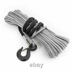 Smittybilt 97780 Xrc Synthetic Treuil Rope 100 Longueur Du Pied 8000 Lbs. Échéance