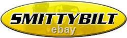Smittybilt Xrc4 Winch + Remote Avec Corde Synthétique Et 4000 Lb. Capacité 98204