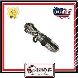 Smittybilt Xrc Corde De Treuil Synthétique 10 000 Lb Capacité 97710