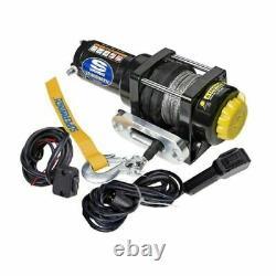 Superwinch 1140230 Winch Électrique 12v 4000lbs Hawse Chaumard 50ft Corde Synthétique