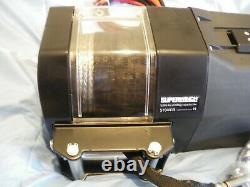 Superwinch S104415 S5000 Winch Électrique 24v Avec Corde Synthétique 5000lb