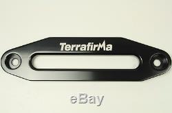 Terrafirma A12000 De Treuil Électrique De Corde Synthétique Tf3301