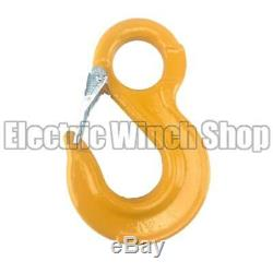 Treuil Électrique Guerrier Samouraï 9500lb Longue Corde Synthétique De Garantie Sans Fil