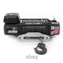 Treuil Smittybilt 98510 X2o-10k Gen2 Sans Fil Corde Synthétique 10k