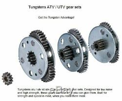 Tungsten4x4 T4000s 1.9 HP Atv / Utv Treuil Électrique Avec Corde Synthétique