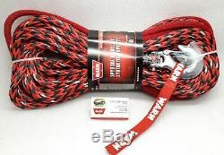 Warn 102558 Spydura Nightline Corde De Treuil Synthétique, 3/8 X 100