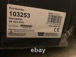 Warn 103253 Vr Evo 10-s Électrique 12v DC Winch Avec Corde Synthétique 3/8 Nouveau